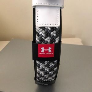 Under Armour Mens Braided Belt
